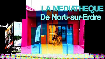 La Médiathèque de Nort-sur-Erdre