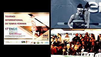 Open International Nantes Atlantique #tennisféminin #open #sport #paysdelaloire