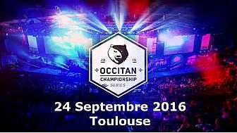 Une première à Toulouse ! L'OCCITAN CHAMPIONSHIP SERIES AU ZÉNITH le 24 Septembre 2016
