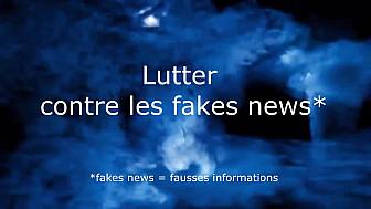 Lutter contre les fakes news - fausses informations - Elsa, 14 ans