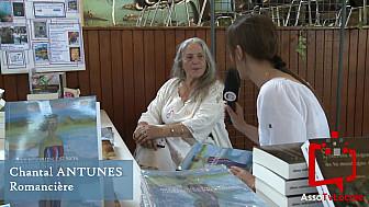 Rencontre avec Chantal Antunes - Romancière