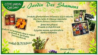 Audrey Moncouet - Le Jardin des Chamans : la magie naturelle des plantes.