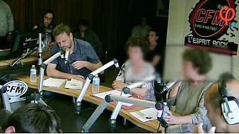 Ivan Jacquemard candidat France Insoumise de la 2ème circonscription du Tarn-et-Garonne participe au débat organisé par CFM radio