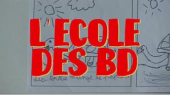 Ateliers Web Reporter CINOR - L'école des BD - CE1/CE2 Ecole Grand Canal