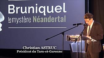 Grotte de Bruniquel: avant-première du film réalisé par Luc-Henri Fage pour Arte, « Néandertal, le mystère de la grotte de Bruniquel » @tarnetgaronne82 #Bruniquel