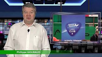 OPEN de VENDEE Tennis Fauteuil du 22 au 26 Mai 2019