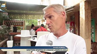 Télé Paese Corsica: 22e Open International de Squash à L'Ile Rousse @TelePaese