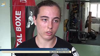Télé Paese Corsica: Laura Delogu en pré-sélection pour l'équipe de France de Kick Boxing K1