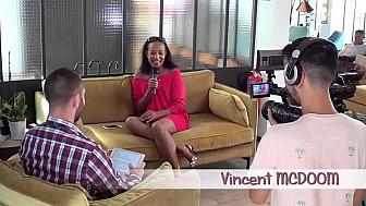 Rencontre Intimiste avec Vincent McDoom 'La France m'a sauvée'/ Retrouvaille avec Magloire @McdoomVincent @Smartrezo