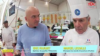 La MINUTE COURSE :  Comment ouvrir les huîtres sans se blesser @TVdeschefs @LesoilleMarcel @Smartrezo