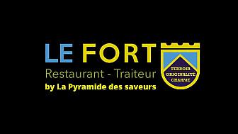 Le Fort | Restaurant - Traiteur | Discours d'inauguration ville gourmande