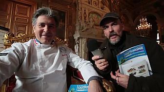 Michel Roth Interview Salon de la Gastronomie d'Outre-mer, #gastronomie
