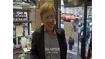 Interview du boulanger Éric Kayser