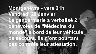 @BenoitBiteau : la gendarmerie verbalise de manière injustifiée les bénévoles de @MdM_France et @MigrantsTous