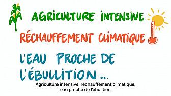 Journée mondiale de l'eau : mobilisons-nous contre les méga-bassines agricoles ! @BenoitBiteau