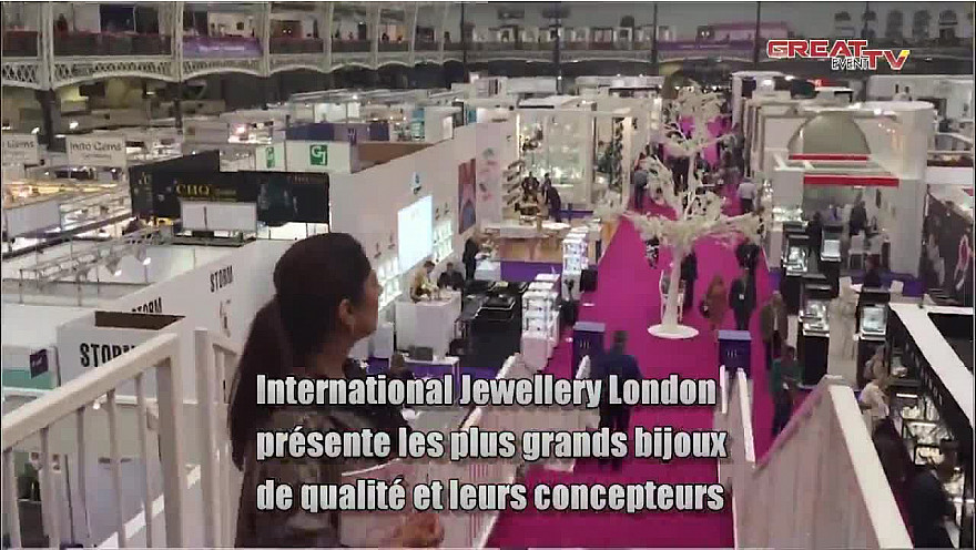 International Jewellery London 2019