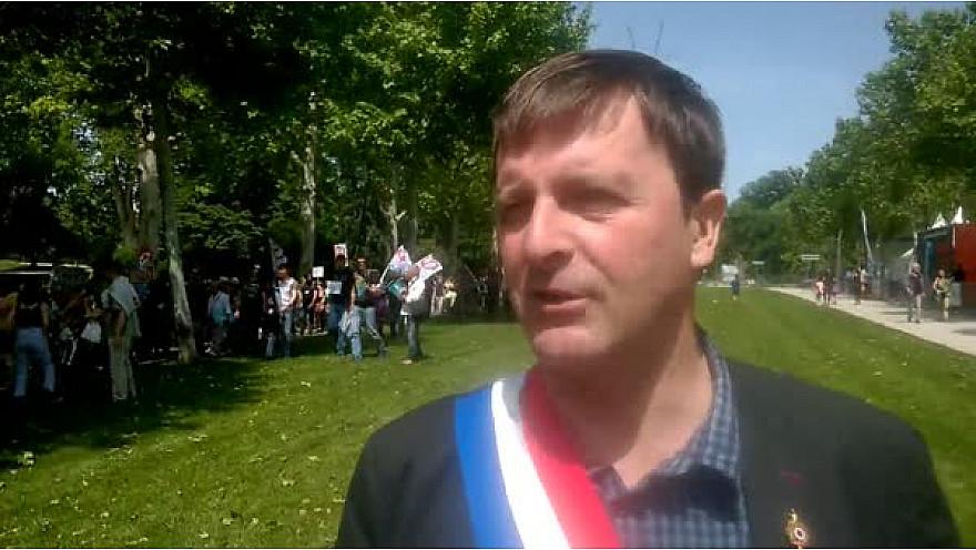 #MareePoupulaire du 26 Mai @Toulouse - Michel LARIVE, député de la 2è circonscription de l'@Ariège et membre de la #FranceInsoumise