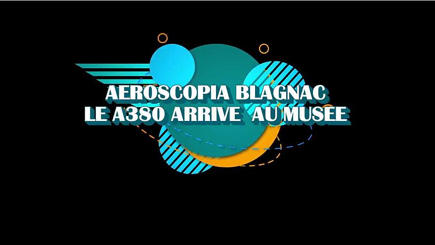 Aeroscopia, actualité scoop nouvelle collection #airbus #a #aviation #airbusa380 #blagnac #toulouse #tvlocale.fr #smartrezo