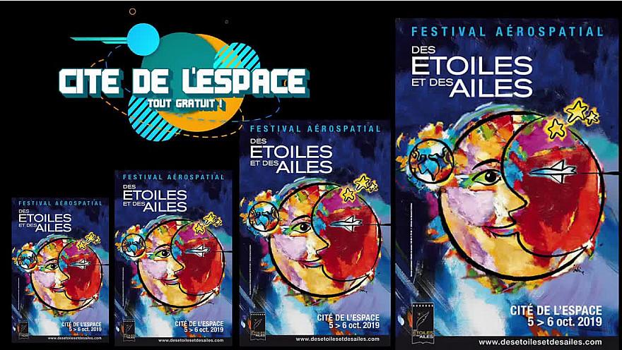 Festival des Etoiles et des Ailes #spacial #toulouse #aviation #musée #aeropostale  @Occitanie @CiteEspace
