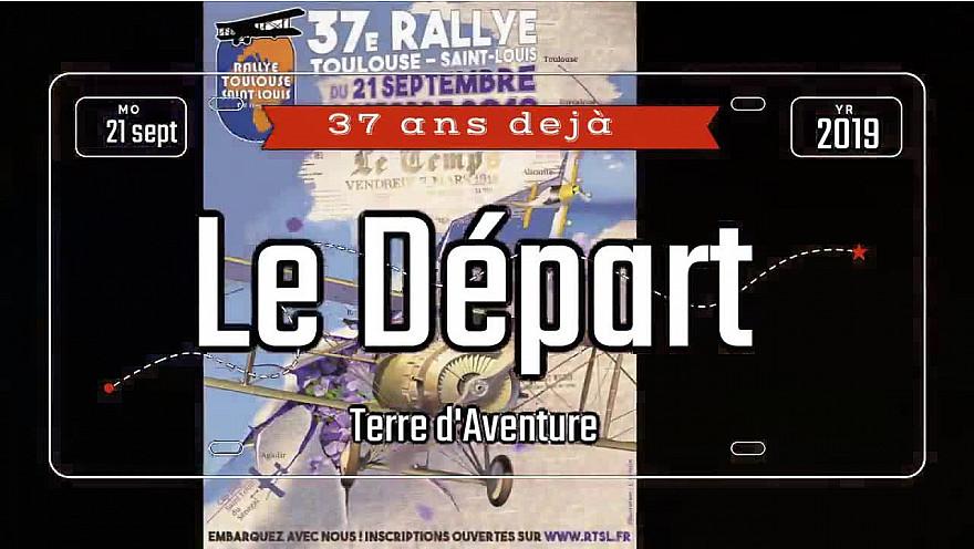 Départ du rallye aviation Toulouse St Louis #aviation #rallye #humanitaire #association #Sénégal #tvlocale.fr