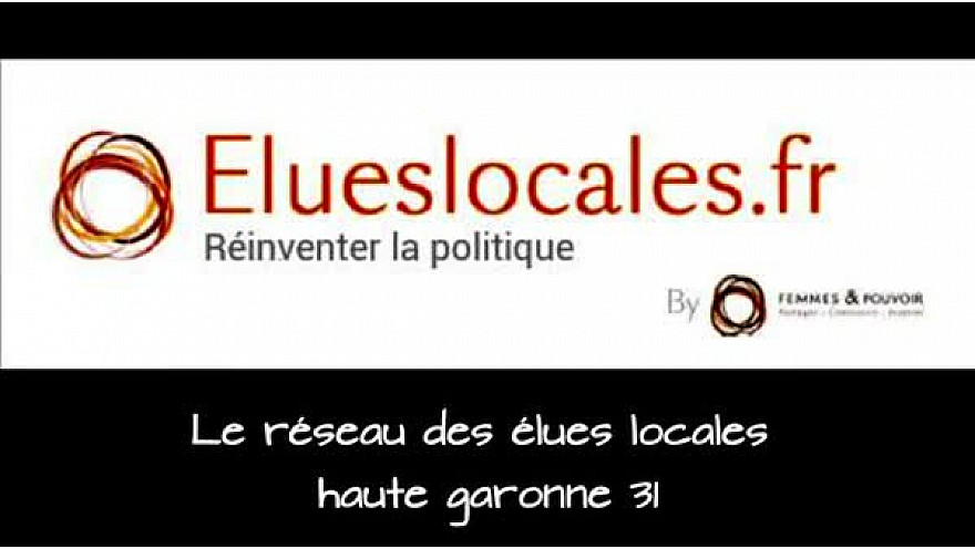 Elues locales  le nouveau réseau des femmes dans les politiques municipales #élues #JNFE @juliamouzon