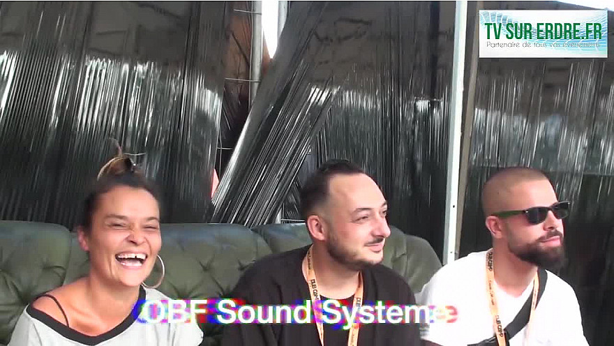 Interview Intégrale OBF Sound System #musique #reggae #obf #soundsystem #festival #interview #Exclusif @OBFsoundsystem