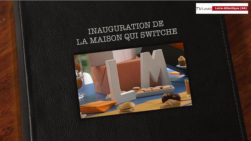 Inauguration de La Maison Qui Switche @entrepreneur @coworking