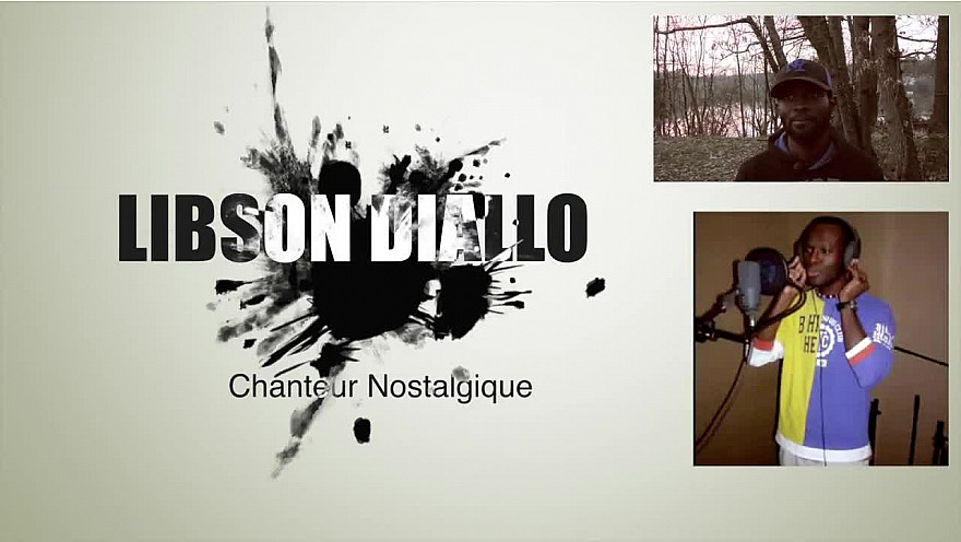 Portrait d'Artiste : Libson Diallo