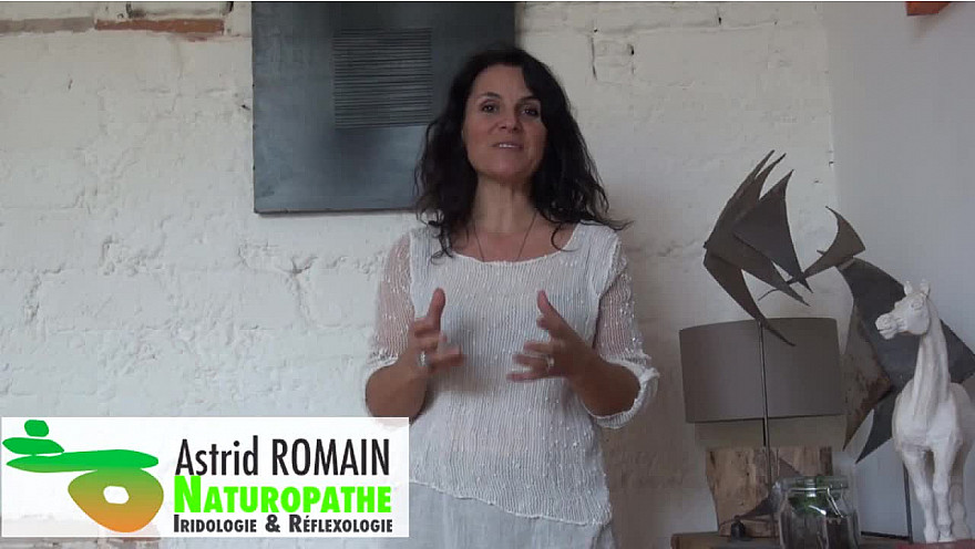 L'alimentation familiale par Astrid Romain, naturopathe