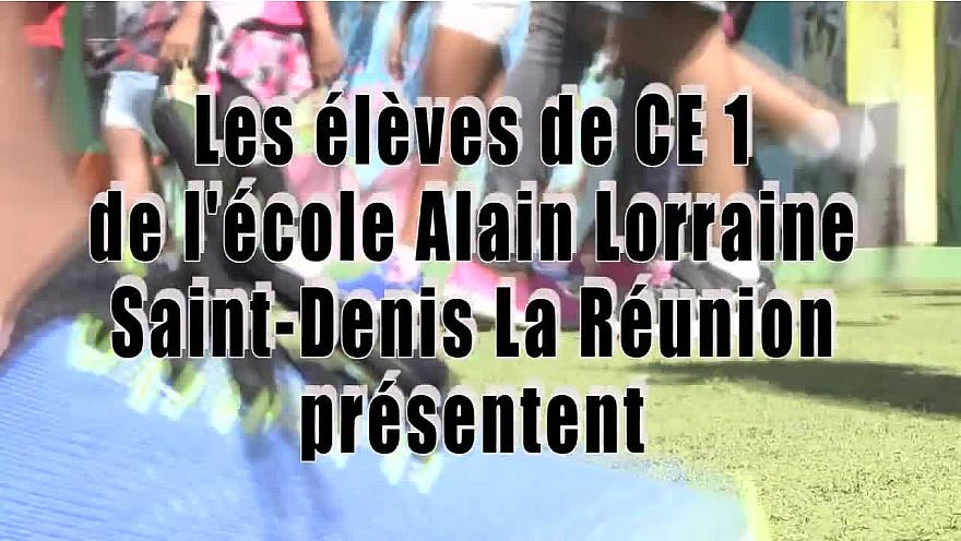 Atelier Web Reporter - Sur le chemin de l'école - CE1 Alain Lorraine