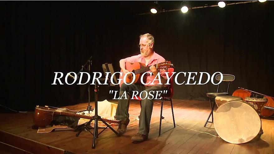 Rodrigo CAYCEDO au festival Acalmia 2020 de Toulouse @RodrigoCaycedo