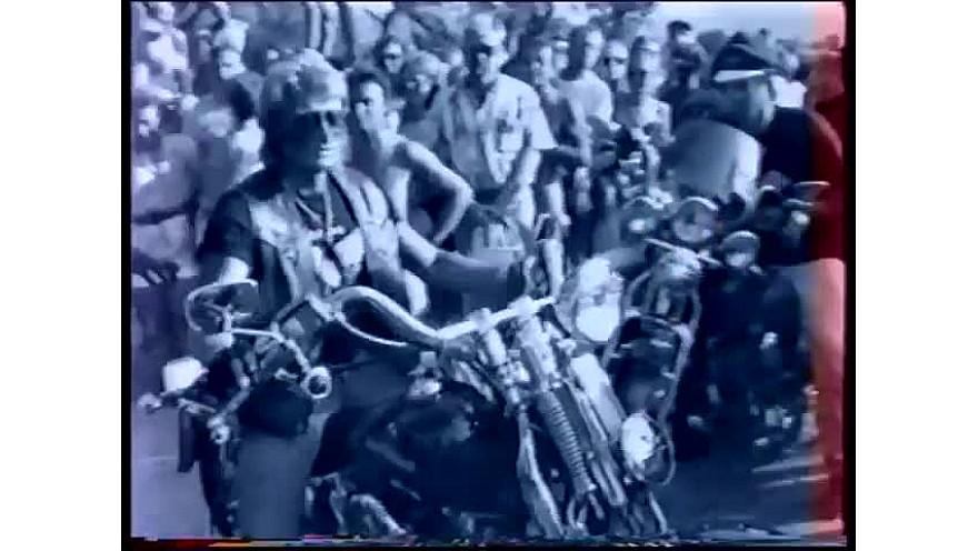 HDC Desperados TV : 1991 Rock'n'Road Rush 8mn