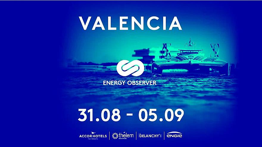 Valence accueille Energy Observer et son exposition du 31 août au 5 septembre @energy_observer @VicErussard @Smartrezo #TvLocale