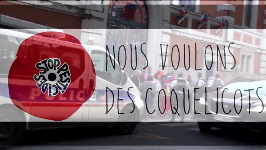 Nous Voulons des Coquelicots - le mouvement citoyen lance l'Appel pour l'interdiction de tous les #Pesticides de synthèse @coquelicots_