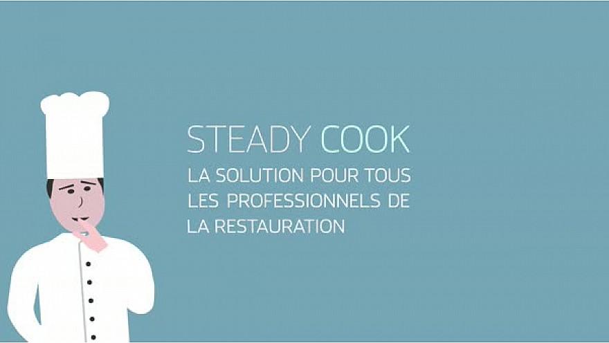 Steady-Cook le 1er outil de gestion d'achats mettant en relation les fournisseurs/producteurs locaux avec les restaurateurs @SteadyCook1