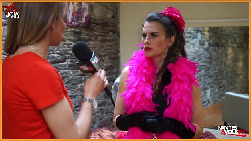 L'effeuillage burlesque à Nantes