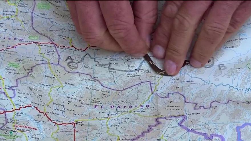 Approche Rurale TV  : survie mode d'emploi 4 (calcul de distance trek)