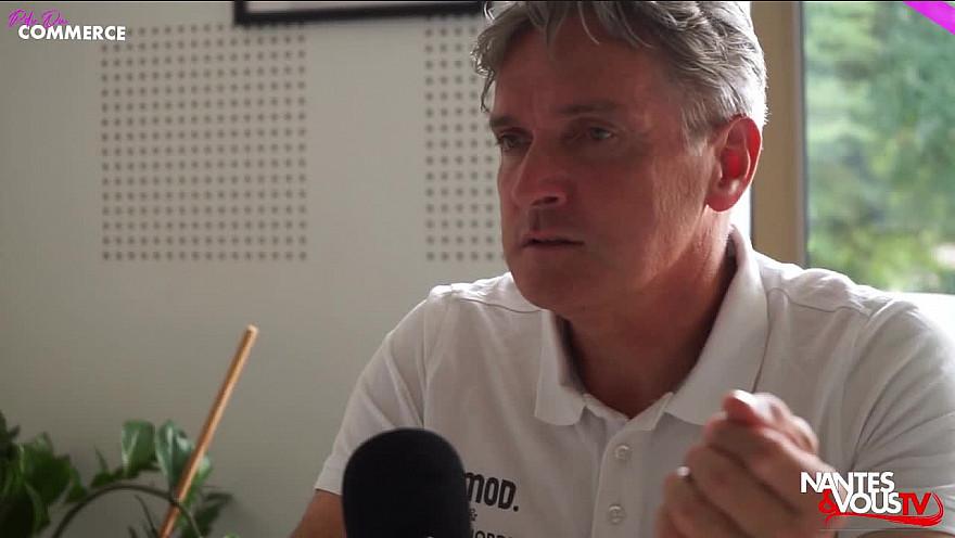 Les Rendez-Vous-Economiques TV Locale Nantes : Entrevue avec Laurent Stephan de 4mod @LaurentStphan @ccipdl @CCINantes