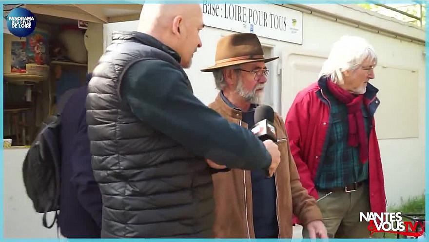 Nantes & Vous TV - La Plage de Saint Sébastien avec 'Loire pour Tous'