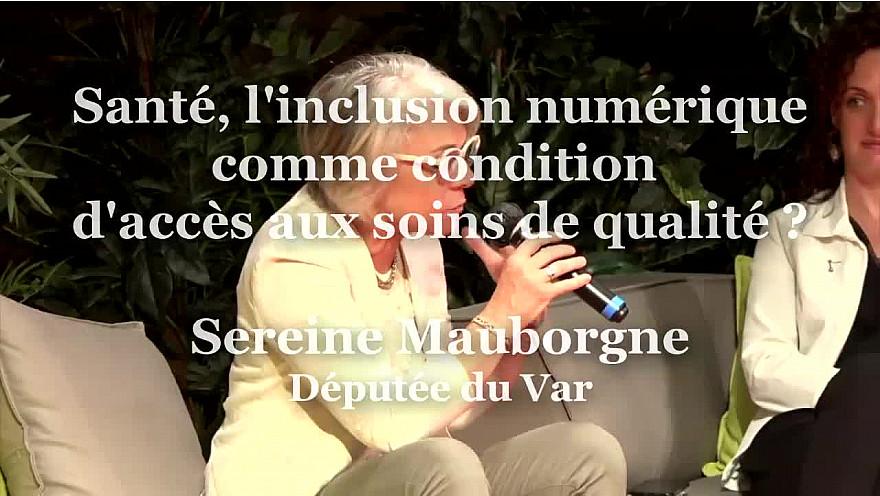 'Santé Numérique' Sereine Mauborgne, Députée du Var à Ruralitic 2020 @cantalauvergne @juliette_jarry @auvergnerhalpes @MTN_cote @brunofaure @SereineEnMarche