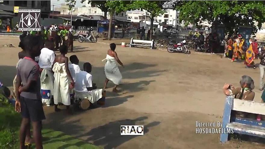 Quelques danses traditionnelles du Bénin