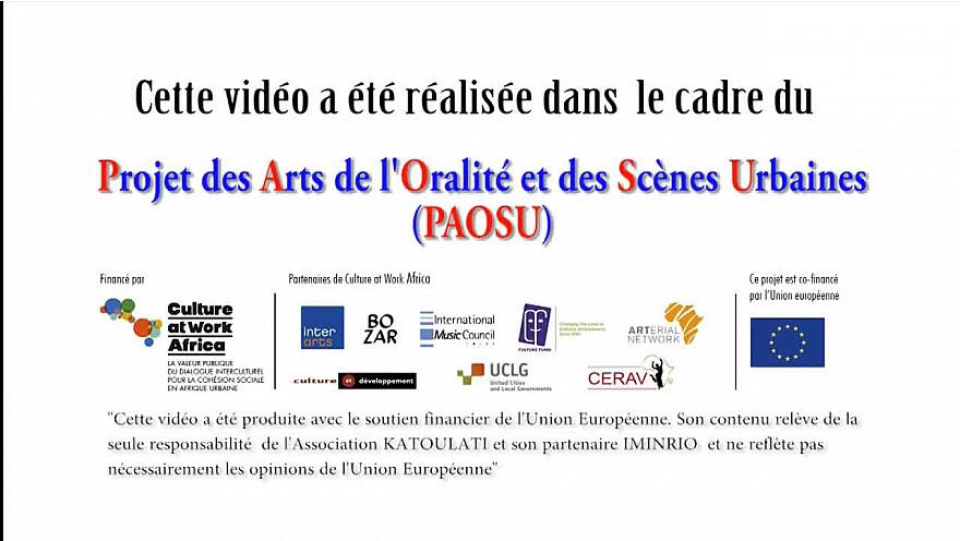 Culture au Bénin: tournée de suivi évaluation dans le cadre du PAOSU