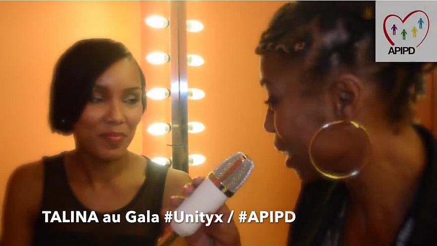 Drépanocitose APIPD : Talina soutient la lutte contre la#drépanocytose@JHippocrate @Drepaction