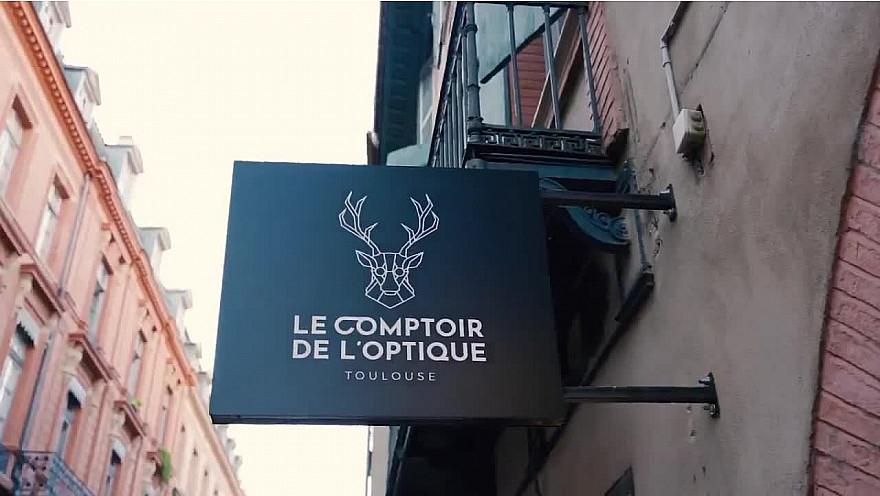 'Demain en Rôse' - Le Comptoir de l'Optique à Toulouse @Toulouse